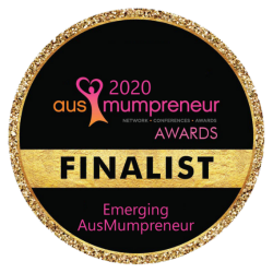 2020 AusMumpreneur Award Winner Kiddo App