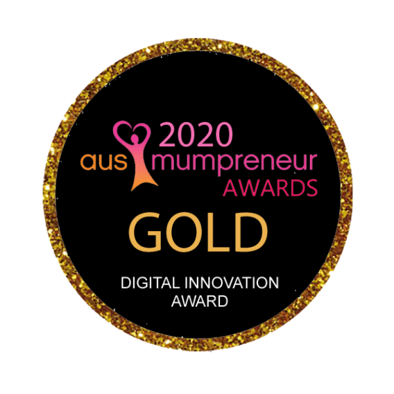 AusMumpreneur Award Winner